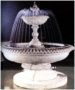 Fontana da giardino for Pompe per fontane da giardino